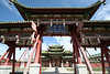 The Winter Palace of Bogd Khan, Mongolia's eighth Living Buddha and last king.