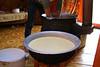 Yak milk.