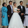 It's nice to see that stiff, formal wedding portraits are a cross-cultural phenomenon!