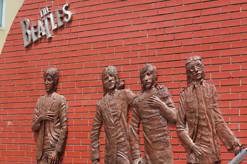 """The Beatles' """"Revolution"""" was the soundtrack to Mongolia's independence from Russia in 1990.  Here's a tribute."""