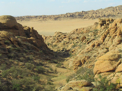 More cool desert views.