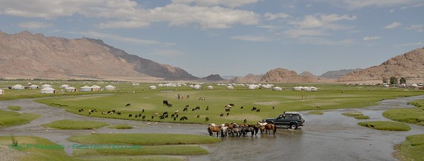 Mongolia Travels 2009