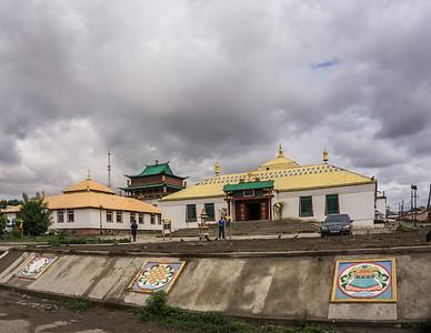 Gandan Monastery, Ulaanbaatar