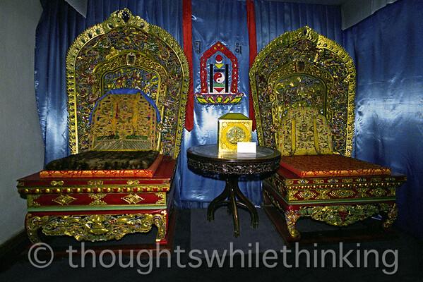 Mongolia 2008 winter palace of Bogd Khan August 20