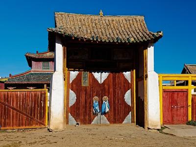 Shankh Monastery, Orkhon River Valley