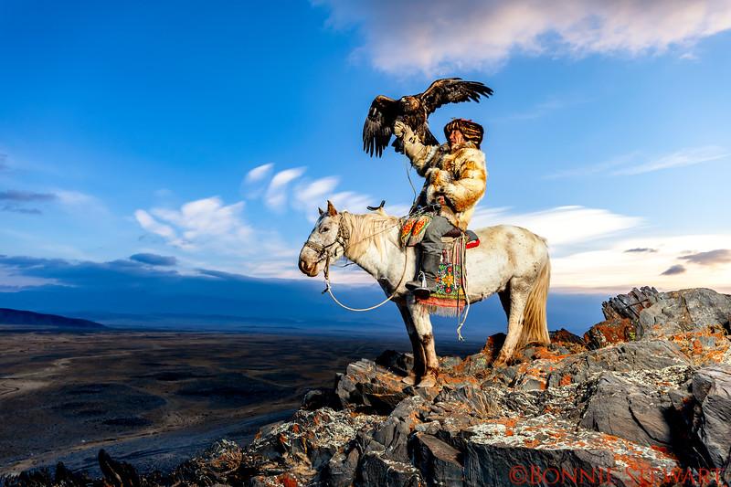 Mr. Ardak, Kazakh Eagle Hunter
