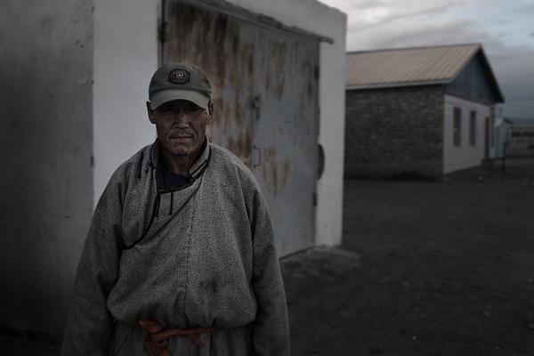 The Mongolian