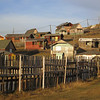 More Mongolian summer houses outside of Ulaan Baatar