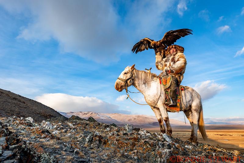 Eagle Hunter Mr. Ardak