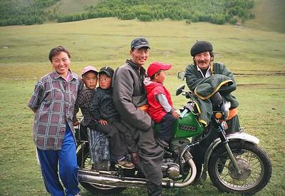 Mongolian Adventure