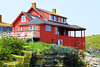 Monhegan architecture