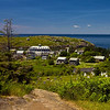 Monhegan Island, Maine : A great overnight stay.