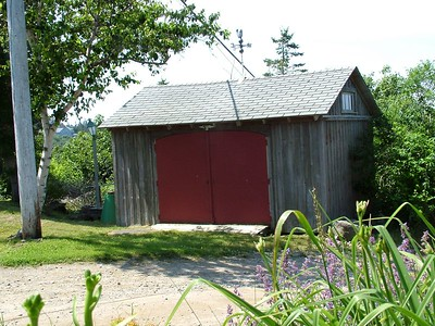 I built this shed 28 years ago.