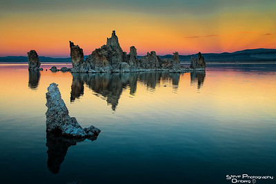 South Tufas at Mono Lake
