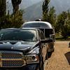 Parked at Mono Lake