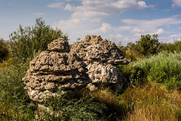 Tufa tower