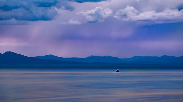 Moody Mono Lake