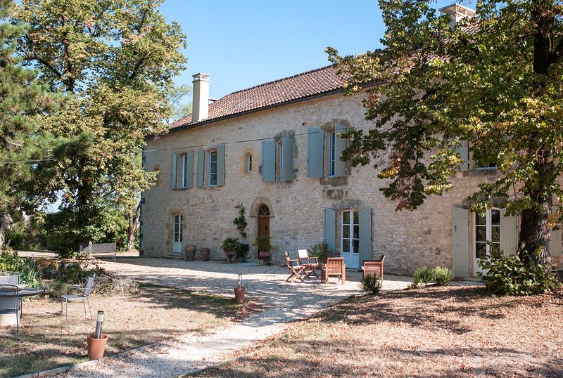 Monpazier in Dordogne 2010