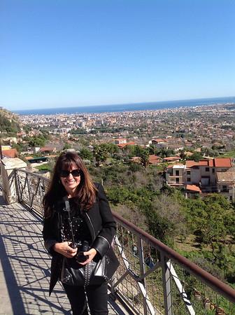 Monreale, Sicily - February, 2014