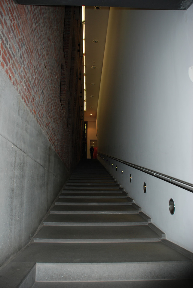 Museum of modern art, Mons, Belgium