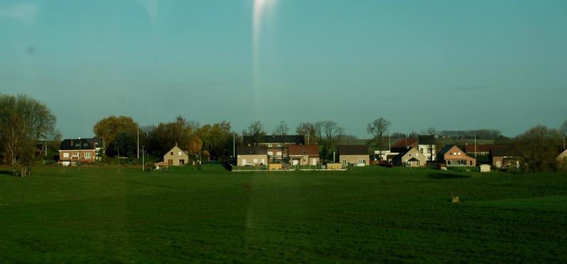 Belgium countryside