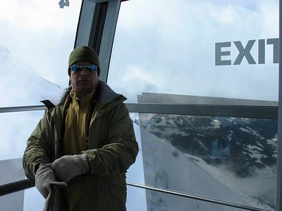 Mont Diableret -- Glacier 3000