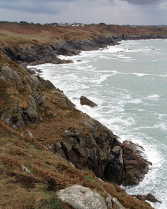 Brittany's coast - Pointe de Grouin