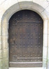 Medieval doors throughout