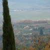 Another view of the countryside from Montalcino.