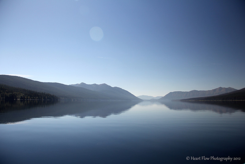 Lake MacDonald<br /> Glacier National Park