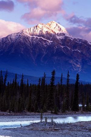Jasper Mountain Dawn
