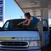 Emily....bug scrubber extroidinaire!