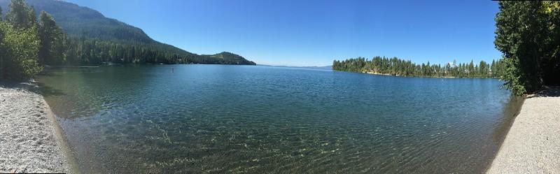 Yellow bay State Park Panorama