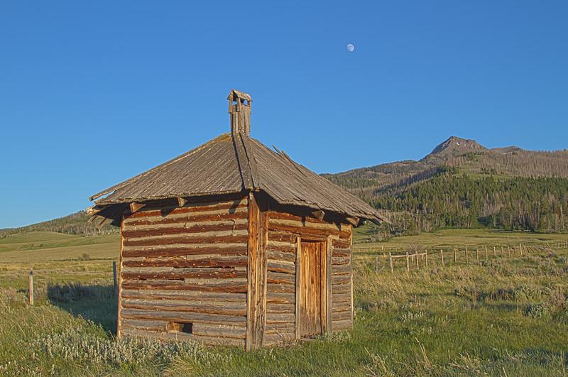 "Old building Centennial valley Red Rock Lakes National WildLife Refuge <a href=""http://wklein.smugmug.com/Travel/Montana-Red-Rock-Lake-NWR-Elk"">http://wklein.smugmug.com/Travel/Montana-Red-Rock-Lake-NWR-Elk</a>"
