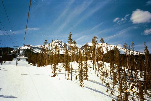 2004 Montana Skiing