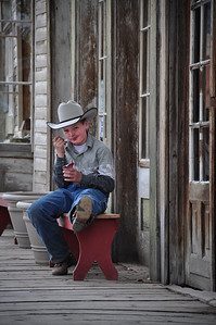 Virginia City local MT