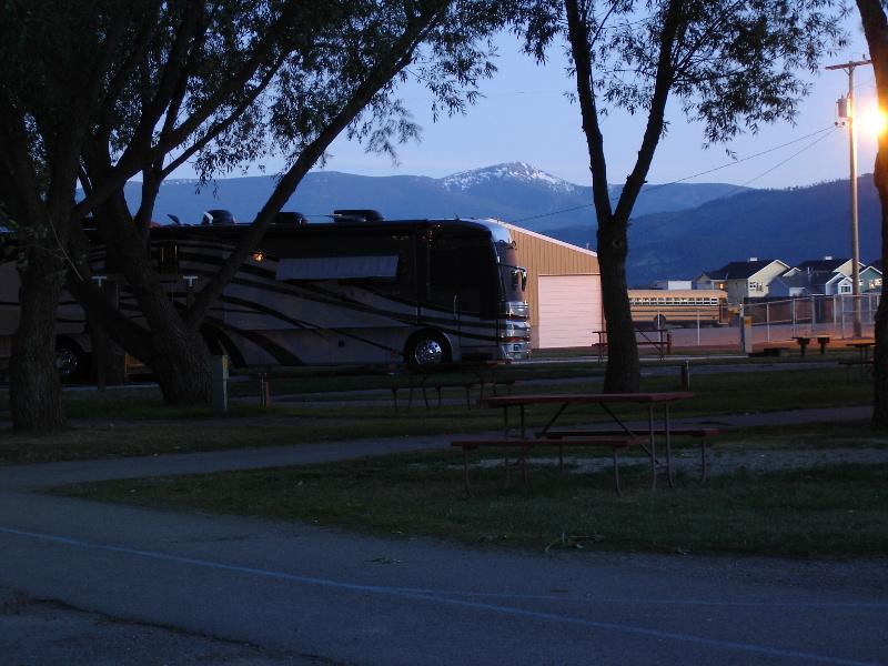 KOA Missoula, Montana.