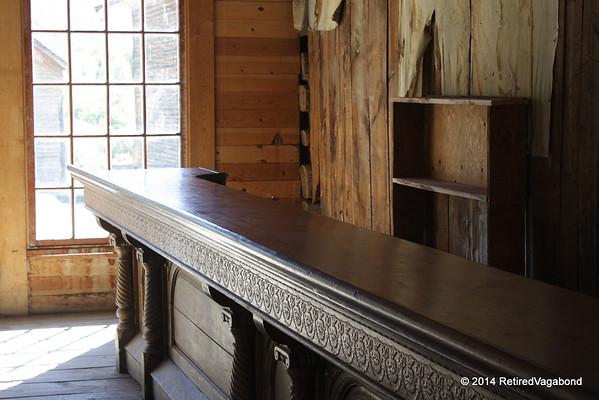 The Saloon Bar - Still in decent shape