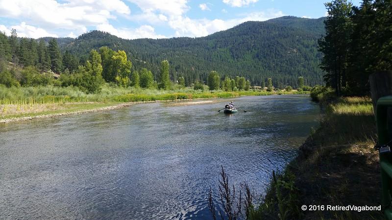 Clarks Fork River