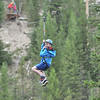 Nature Zipline in Big Sky, MT