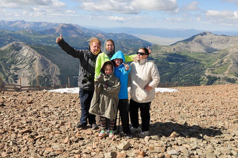 Big Sky - Lone Mountain Peak