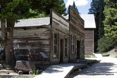 The General Store and Saloon