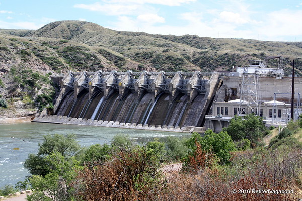 Morony Dam