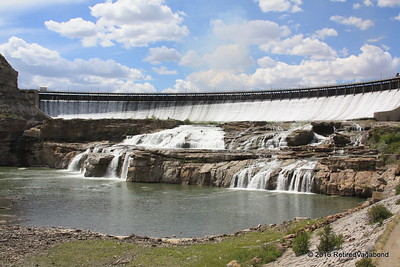 Great Falls Montana - The Ryan Dam