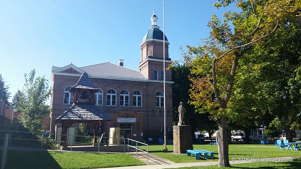 Old County Building - Now Museum