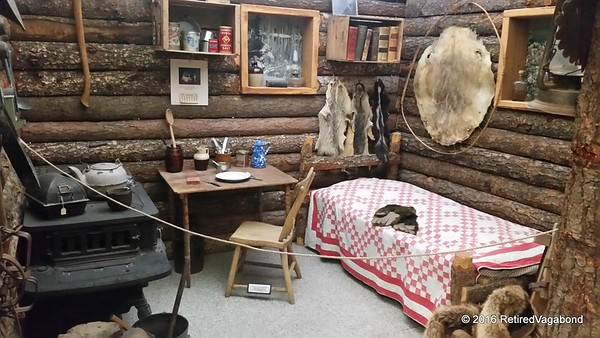 Typical Early Cabin