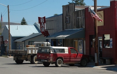 Main Street, Hot Springs, Montana