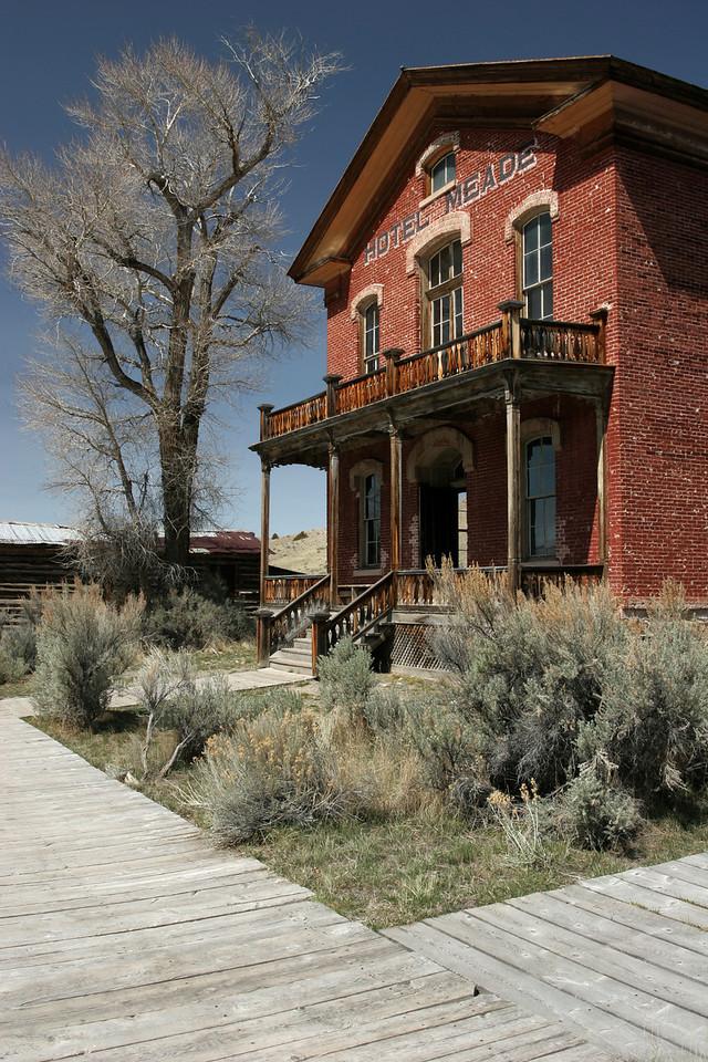 Hotel Meade, Bannick Montana