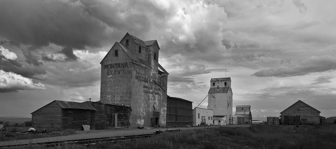 Montana Past
