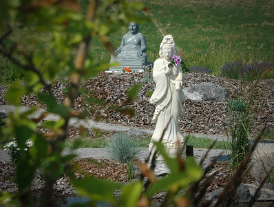 At The Garden Of 10,000 Buddhas - Arlee, Montana